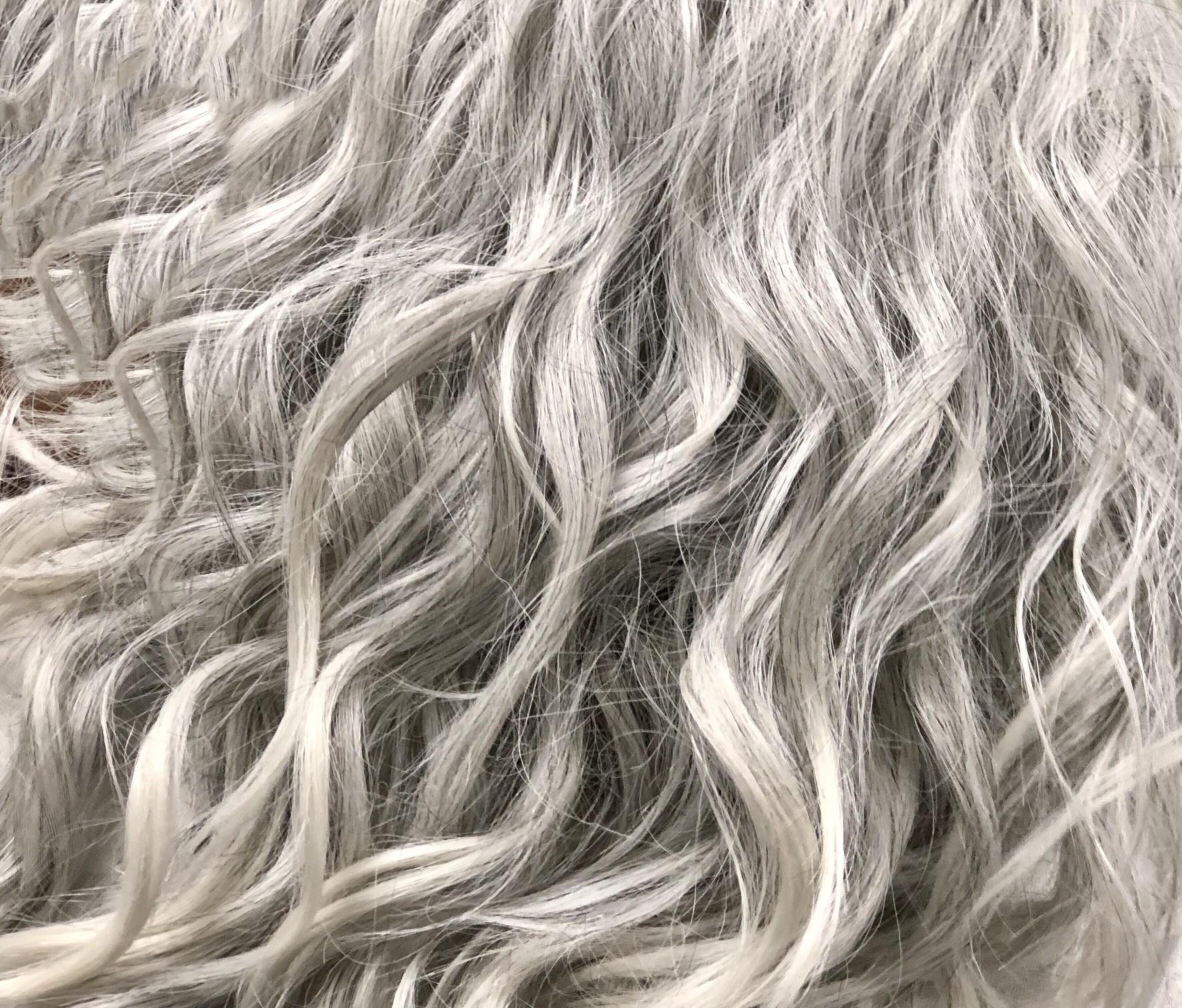 L'utilité des perruques dans le milieu médical.